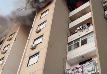Catania, ignobile furto ai Vigili dl fuoco intervenuti a Librino