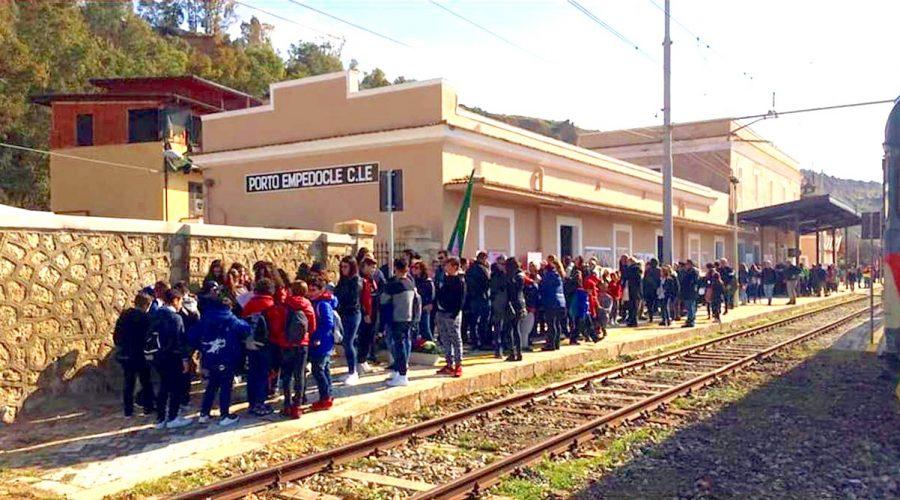 """La Ferrovia Alcantara-Randazzo """"in mostra"""" per due giorni nella Valle dei Templi"""