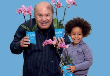 """Il 30 e 31 marzo la decima edizione di """"Orchidea Unicef"""" per combattere la malnutrizione dei bambini"""