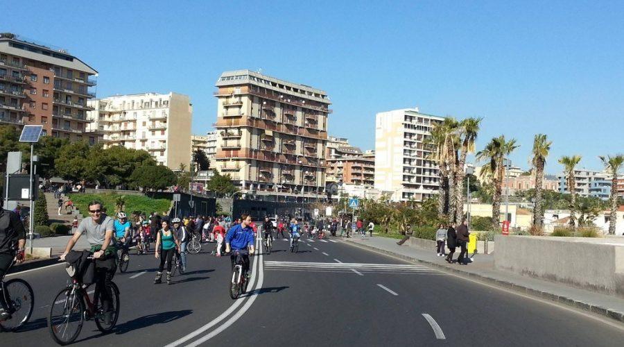 Catania, interventi di ripristino e manutenzione della passeggiata a mare
