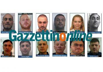 """Mafia a Catania, smantellato il gruppo """"San Cocimo"""" del clan Santapaola: 14 arresti NOMI FOTO VIDEO"""