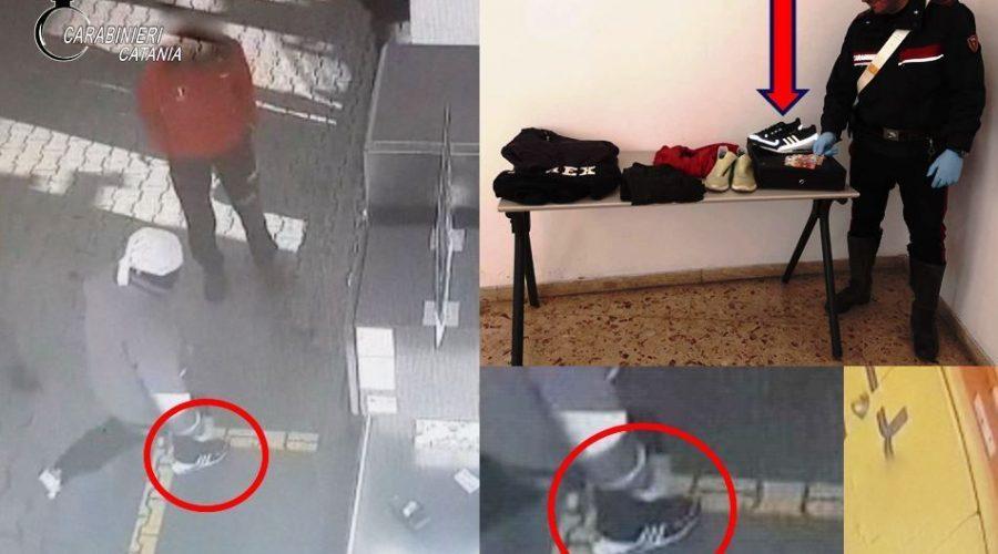 Aci Catena, in due rapinano stazione servizio Esso: arrestati VIDEO