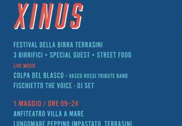 Domani XINUS a Terrasini per celebrare il 1 Maggio