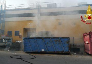"Acireale, a fuoco refrigeratore al Centro Commerciale ""I Ciclopi"""