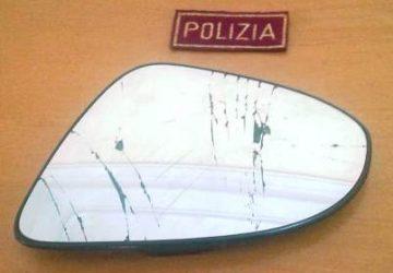Catania, truffa dello specchietto: un denunciato