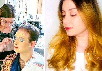 Da Francavilla di Sicilia una giovane e già affermata make-up artist: Gloria Laviano