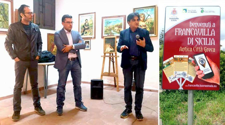 """Francavilla di Sicilia: turismo sulla """"Buona Strada"""" dell'innovazione e della tecnologia"""