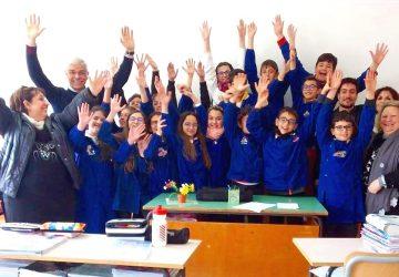 """Giardini Naxos: il """"mito"""" della prima colonia greca di Sicilia nelle scuole"""