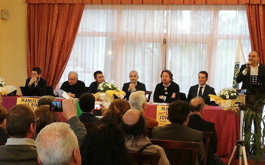 Mascali, partecipata assemblea pubblica per la rinascita jonico-etnea organizzata da Fratelli d'Italia