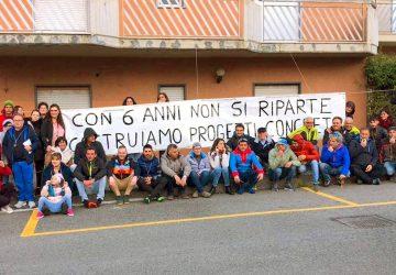 """Linguaglossa: una protesta contro i """"sei anni"""" per la gestione della strada d'accesso ai crateri"""