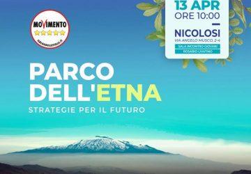 Nuove strategie per il Parco dell'Etna: sabato 13 a Nicolosi il dibattito promosso dal M5S