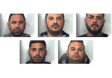 """Acireale, operazione dei carabinieri """"Nessun dorma"""". Neutralizzata la banda delle spaccate NOMI FOTO VIDEO"""