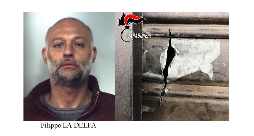 Paternò, ruba furgone e tenta furto in un bar: arrestato