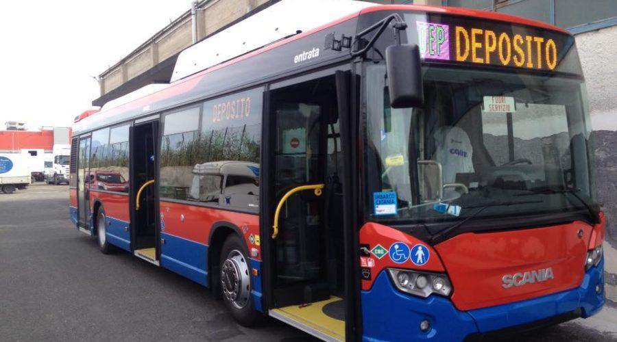 Bus Amt Catania, sanzioni pagabili con il pos
