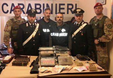 Catania, super colpo dei carabinieri: sequestrati 21 kg di cocaina per un valore di 4 mlndi euro VIDEO