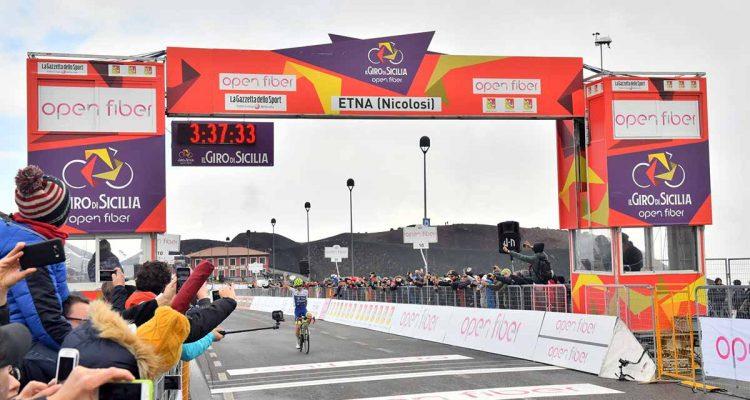 Ciclismo: lo statunitense McNulty si aggiudica il Giro di Sicilia