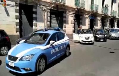 Catania, fermato dalla polizia spacciatore a Librino