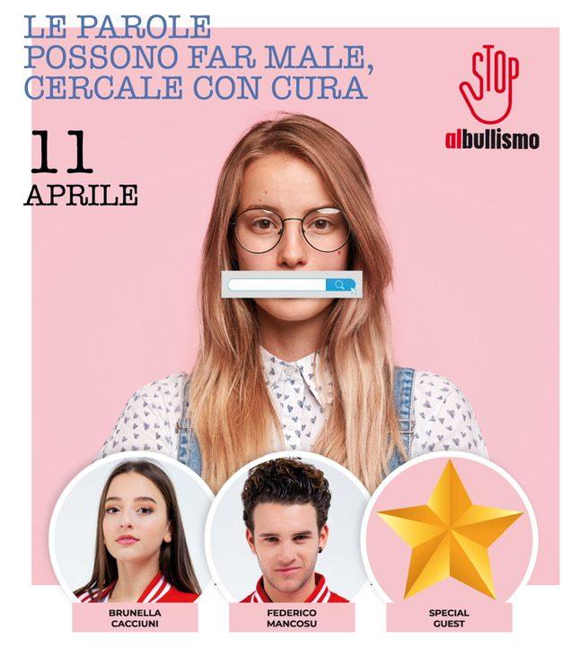Al Centro Sicilia stop al bullismo: protagonisti studenti, esperti e i ragazzi di House of Talent