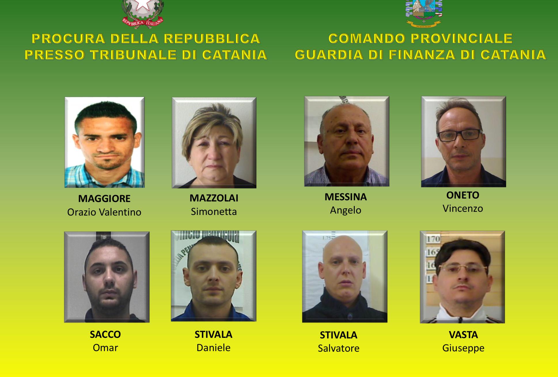 Traffico internazionale di droga a Catania, il video dell'operazione
