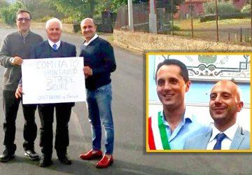 Castiglione di Sicilia: fondi ministeriali per la messa in sicurezza della rete viaria