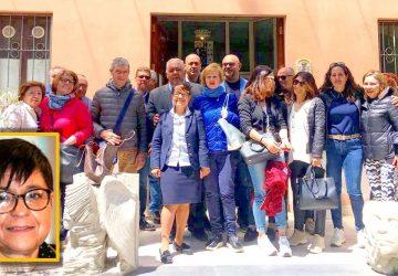 Motta Camastra: Bernadette Grasso incontra i sindaci ed i precari della Valle dell'Alcantara