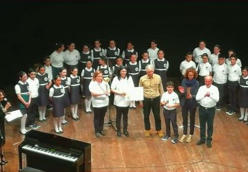 """Nicolosi, il Coro d'Eccellenza dell'Istituto Comprensivo """"Dusmet"""" trionfa a Noto"""