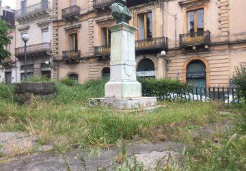 """Giarre, Sant'Isidoro: per la Festa """"benedizione"""" delle sterpaglie di piazza Duomo e villa Garibaldi"""