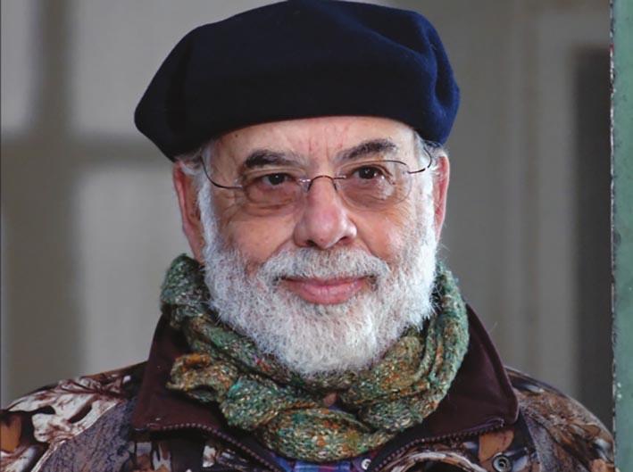 Intervista a tutto tondo con il regista italo-americano Francis Ford Coppola