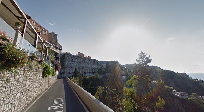 Taormina, scrittore si uccide con un colpo di pistola mentre passeggia in strada