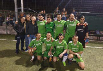 Nunziata di Mascali, la squadra di calcio della parrocchia vince il campionato CSI