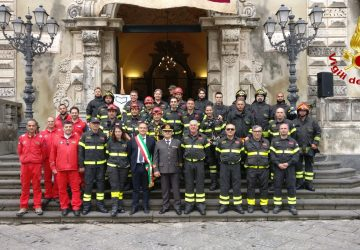 Acireale, celebrazioni della Festa della Repubblica in piazza Duomo