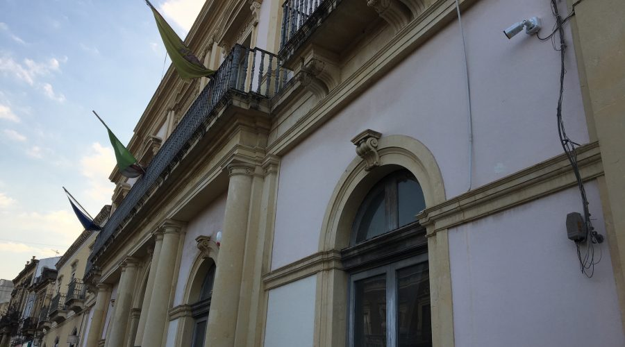 Giarre, video sorveglianza attiva solo in alcuni edifici