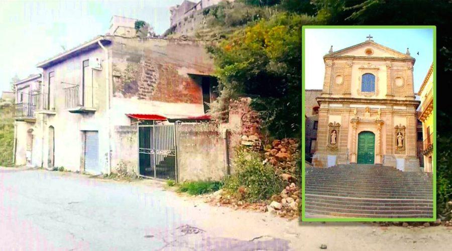 Castiglione di Sicilia: «Venga ripristinata la stradella di collegamento alla Basilica della Madonna della Catena»