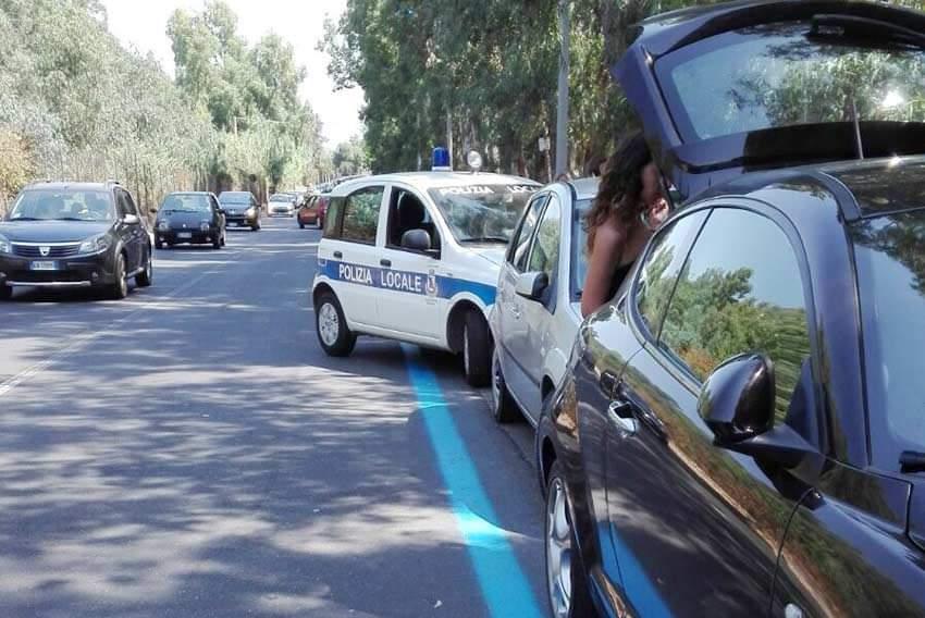 Fiumefreddo: attive da domenica scorsa le strisce blu