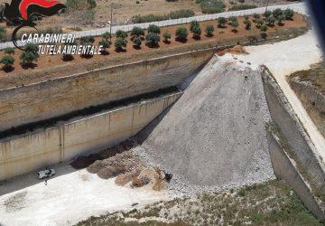 Noe Catania sequestra cava dismessa a Vittoria