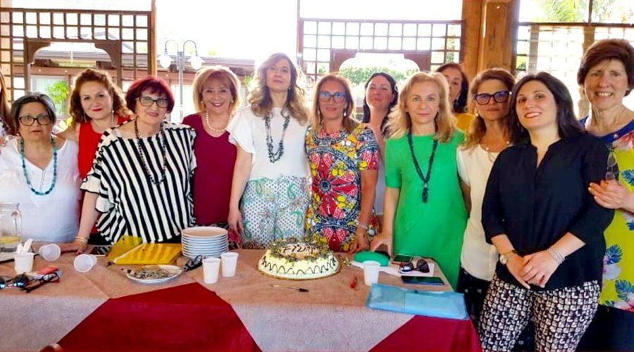 Francavilla di Sicilia: l'ingegnere Laura Vaccaro nuova presidente della Fidapa