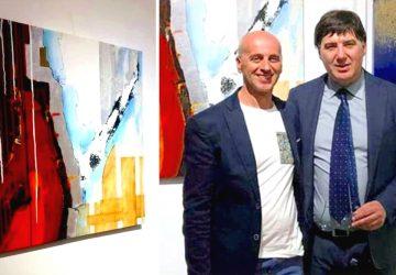 """Francavilla di Sicilia: un'estate """"in mostra"""" per il pittore Roberto Fradale"""