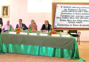 Francavilla di Sicilia e la sua Battaglia al centro del dibattito culturale europeo