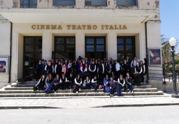 Giarre, l'orchestra Macherione trionfa a Scicli