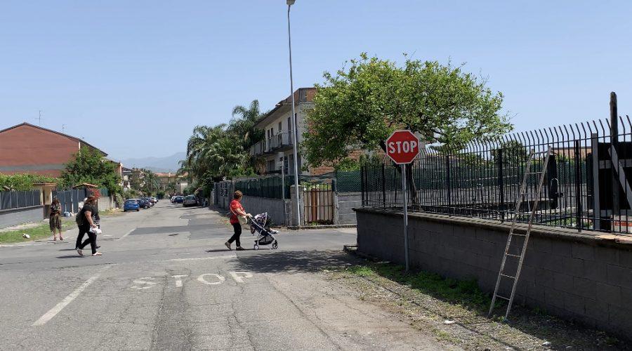 Mascali, finalmente cantierati i lavori di completamento di via Vespucci