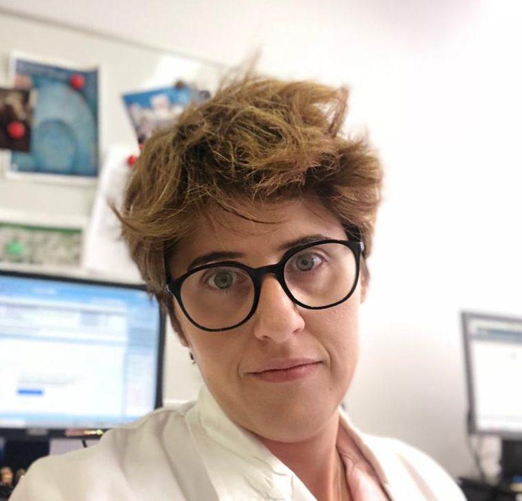 Lori Di Guardo, medico ed appassionata di hockey su prato