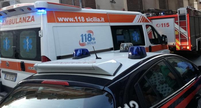 Giarre, romeno picchia la convivente e tenta di strangolarla dinanzi al figlioletto: arrestato