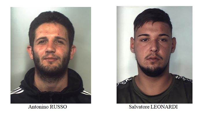 """Catania, spacciavano """"erba"""" e """"coca"""" a Librino: arrestati"""