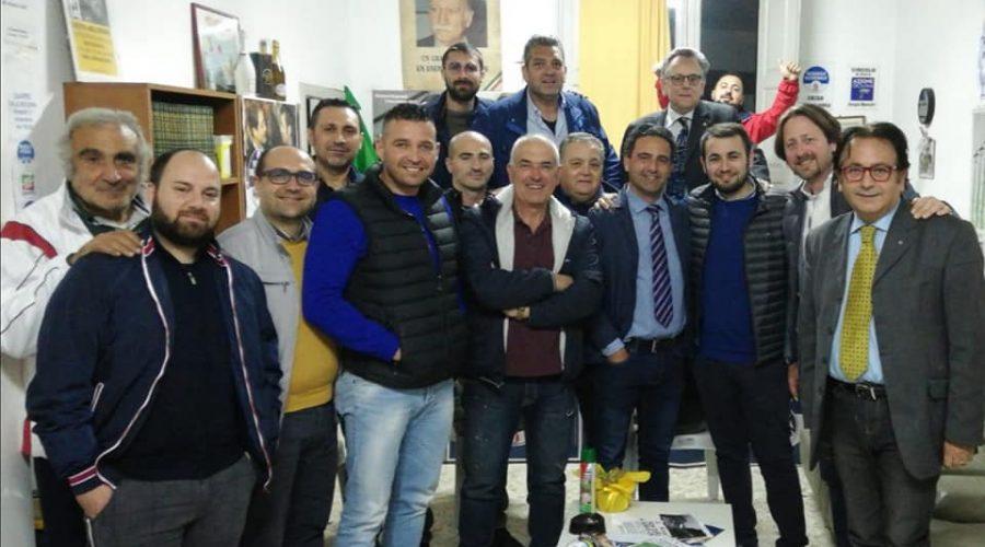 Piedimonte Etneo, l'assessore Luigi Leva aderisce a Fratelli d'Italia