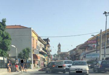 Giarre, incidente sul viale Sturzo a Trepunti: un ferito lieve