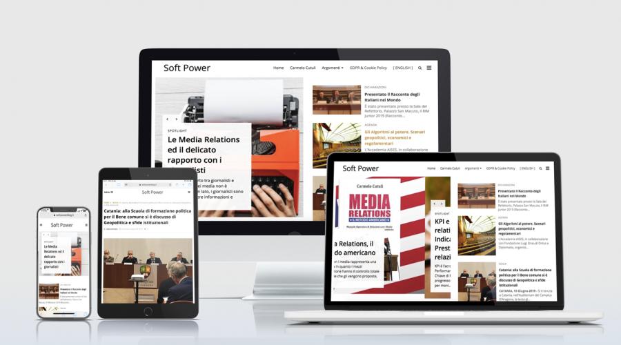 Al via SoftPowerBlog.it, il blog delle relazioni istituzionali