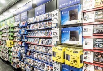 Investire nei videogiochi, la lunga crisi di Gamestop