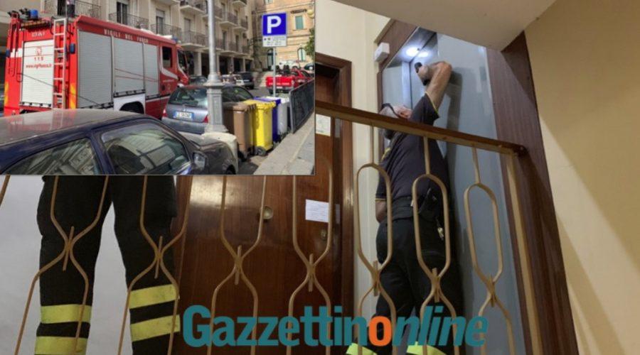 Giarre, 4 donne rimaste bloccate in ascensore per 30 min con temperature roventi  VIDEO