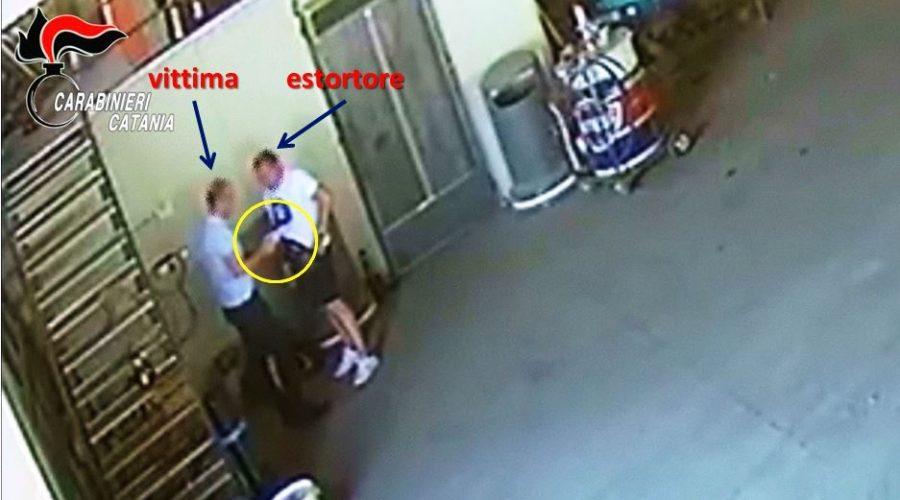 Chiedono un pizzo da 120.000 euro: due arresti tra Bronte e Maletto FOTO VIDEO