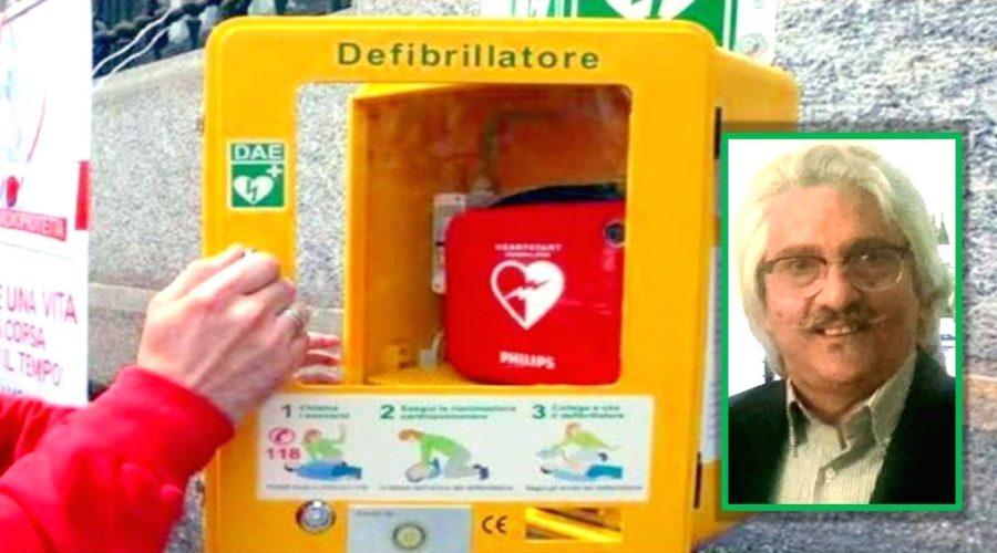 """Giardini Naxos: l'Amministrazione Comunale prepara il """"ritorno"""" dei defibrillatori"""